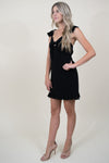 MINKPINK Laurel Mini Dress in Black