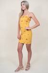 MINKPINK Sunset Dancer Rib Minidress in Mango | Wild Dove Boutique | San Diego, CA