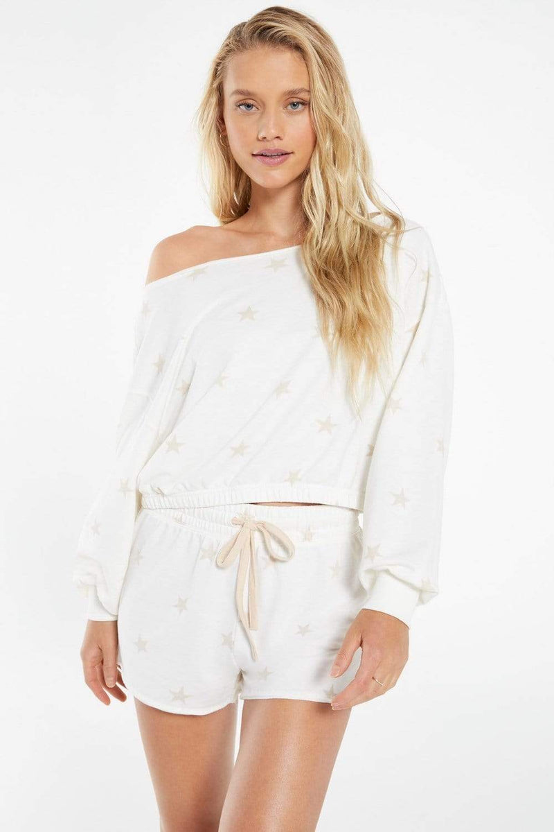 Zoe Summer Star Sweatshirt