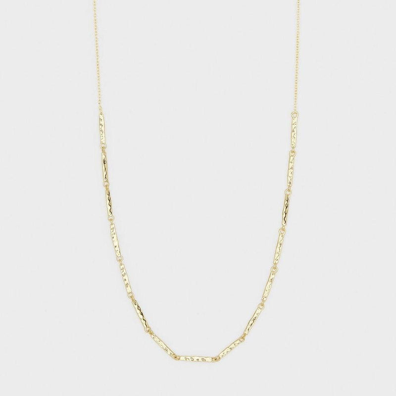 Gorjana Balboa Bar Necklace