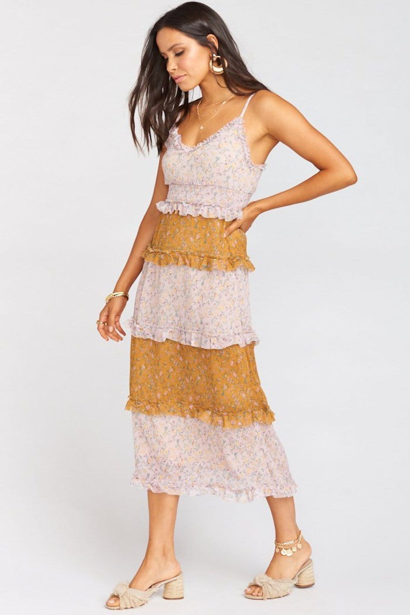 Show Me Your Mumu Emira Maxi Dress