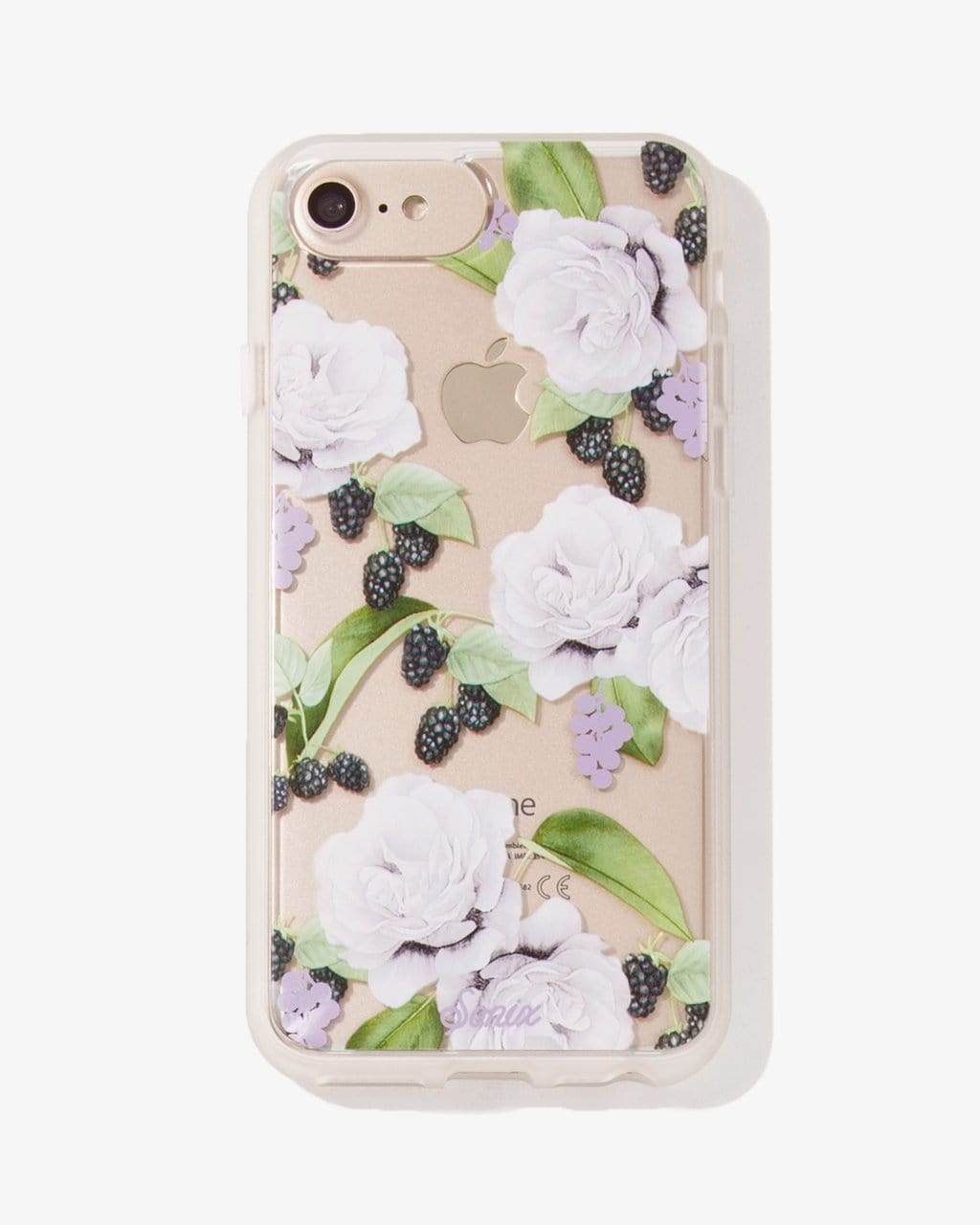Sonix Floral Berry iPhone 6/7/8 Case