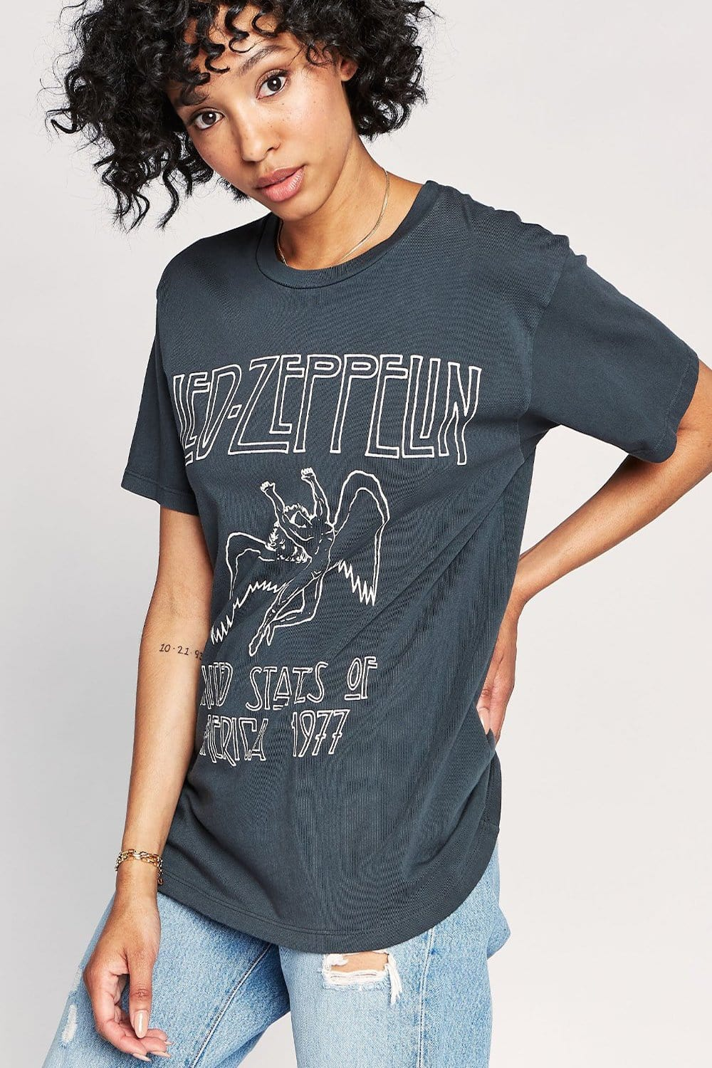 Led Zeppelin 1977 Weekend Tee