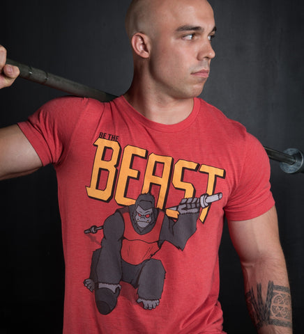 Be the Beast T-Shirt (Red)