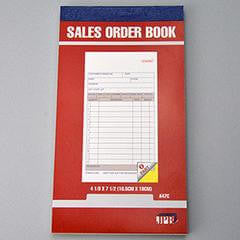 Sales Books/Appraisal Forms