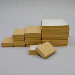 Kraft Cotton Filled Boxes