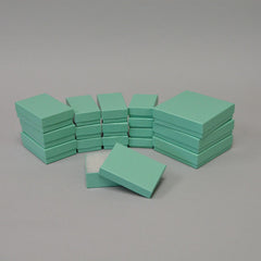 Blue Cotton Filled Boxes
