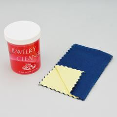 Cleaning Cloth And Solution