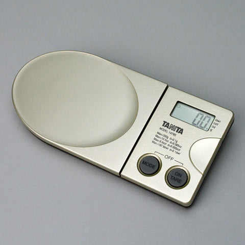 Tanita Pocket Scale 300 grams - JewelryPackagingBox.com
