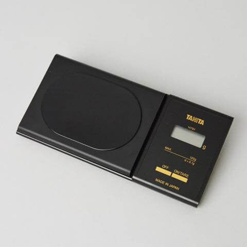 Tanita Pocket Scale 120 gr - JewelryPackagingBox.com