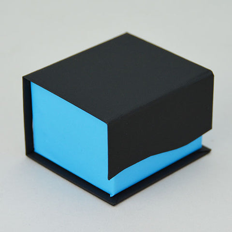 Ring box with magnet closure - JewelryPackagingBox.com