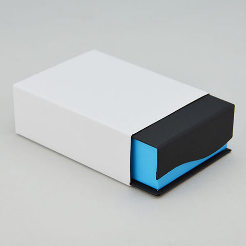 Pendant Box with magnet closure - JewelryPackagingBox.com