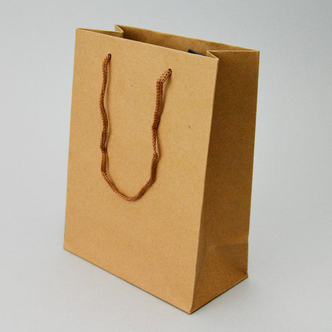 "Tote Bag 5 1/2"" x 7""H - JewelryPackagingBox.com"
