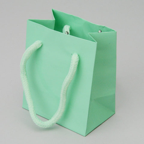 "Tote Bag 3"" X 3.5""H - JewelryPackagingBox.com"
