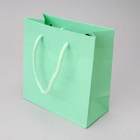 "Tote Bag 5 3/4""X 6""H - JewelryPackagingBox.com"