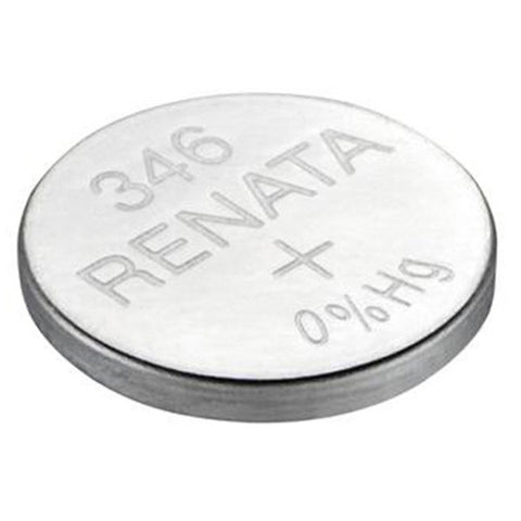 Sony Watch battery 346 - JewelryPackagingBox.com