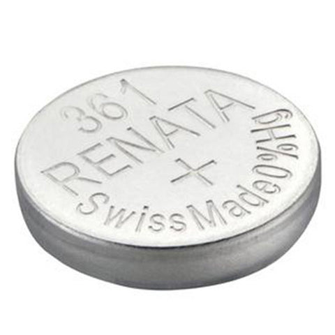 Renata Battery 361TS - JewelryPackagingBox.com