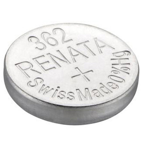 Renata Battery 362VS - JewelryPackagingBox.com