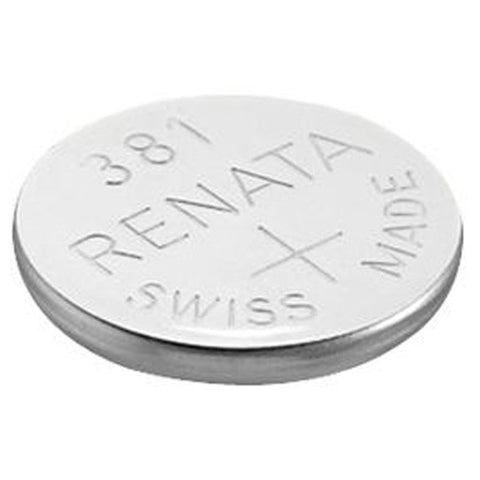 Renata Battery 381TS - JewelryPackagingBox.com