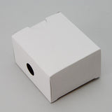 Flocked Ring Box - JewelryPackagingBox.com