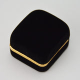 Velvet Ring Box - JewelryPackagingBox.com