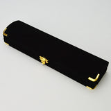 Treasure Chest Bracelet Box Black - JewelryPackagingBox.com