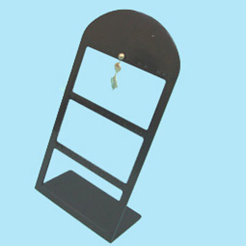 Plastic Earring Display - JewelryPackagingBox.com