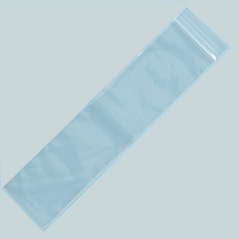 ziplock bags 2x8 - JewelryPackagingBox.com
