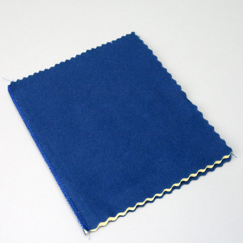 "Polishing cloth 12""x 7"" - JewelryPackagingBox.com"