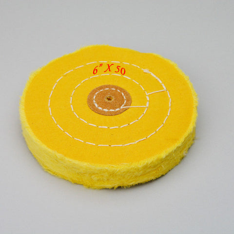 "6"" Polishing Buff - JewelryPackagingBox.com"
