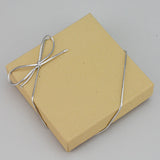 "Elastic Bow 10"" - JewelryPackagingBox.com"