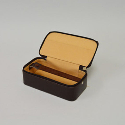 Diamond Parcel Box With Zipper - JewelryPackagingBox.com
