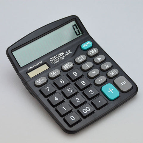 Solar Calculator - JewelryPackagingBox.com
