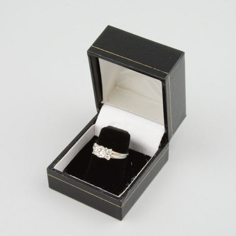 Ring Box With Finger - JewelryPackagingBox.com