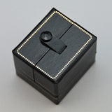 Double Door, Double Ring Box - JewelryPackagingBox.com