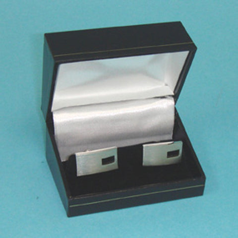 Cuff Link Box - JewelryPackagingBox.com