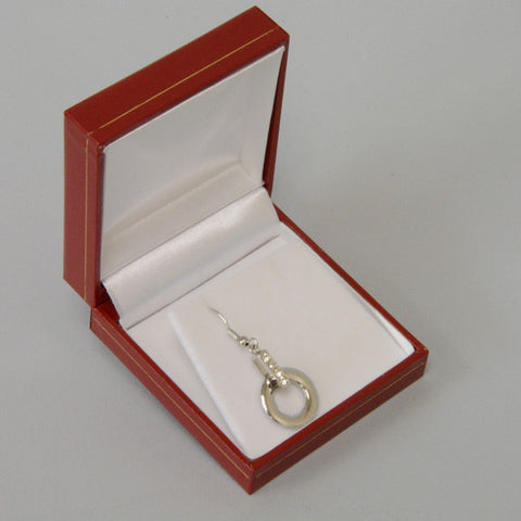 Earring or Pendant Box - JewelryPackagingBox.com