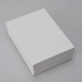 Earring Box With Flap - JewelryPackagingBox.com