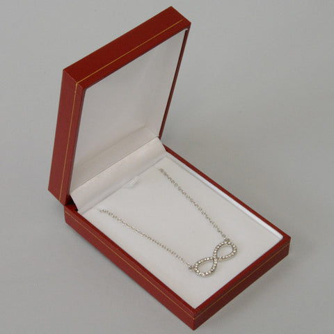 Large Pendant Box - JewelryPackagingBox.com