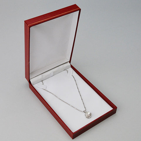Necklace Box - JewelryPackagingBox.com