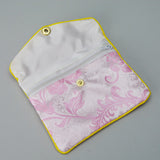 "Silk Pouches  4 1/2"" x 3 1/2"" - JewelryPackagingBox.com"