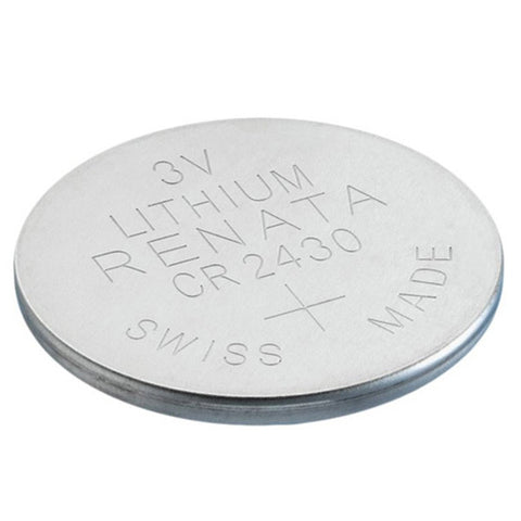 Renata Battery CR2430 - JewelryPackagingBox.com