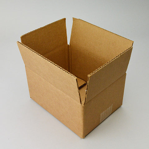 "Corrugated Boxes 8"" x 6"" x 4"""