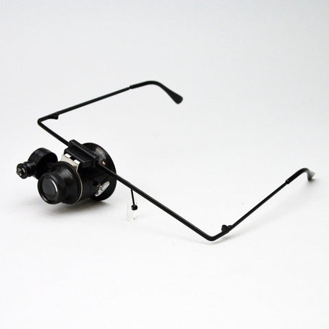 Loupe with Led Light - JewelryPackagingBox.com