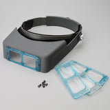 Headband magnifier - JewelryPackagingBox.com