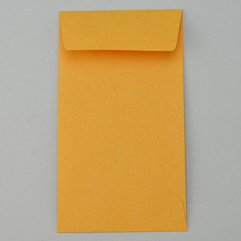 "Plain manila envelopes 3"" x 5"" pack of 500 - JewelryPackagingBox.com"