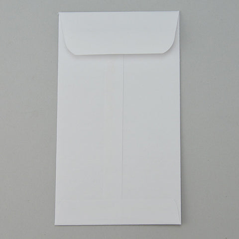 "White coin envelopes 3"" x 5""  pack of 500 - JewelryPackagingBox.com"