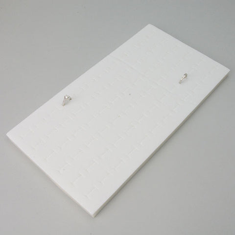 Horizontal Ring Foam Pad 72 - JewelryPackagingBox.com