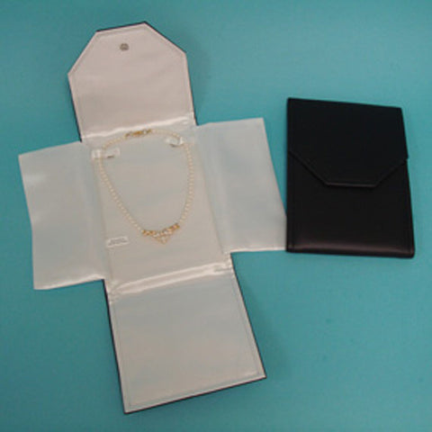 Necklace Folder - JewelryPackagingBox.com
