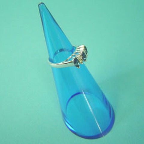 Acrylic Ring Cone - JewelryPackagingBox.com